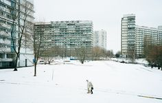 Radical suburbs: Owen Hatherley on the history of Moscow's mass housing experiment - The Calvert Journal