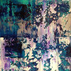 """Just in Case by Heather Buechler   $100   12""""w x 12""""h   Original Art   http://www.vangoart.co/buy/art/just-in-case @VangoArt"""