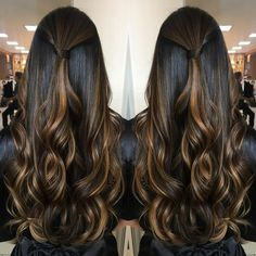 Details about Ombre Brown Human Hair Wigs European Human Hairs Lace Front Full Lace Wigs Brown Ombre Hair, Ombre Hair Color, Brown Hair Colors, Black Brown Hair, Hair Color Dark, Blonde Ombre, Cabelo Ombre Hair, Balayage Hair, Fall Balayage