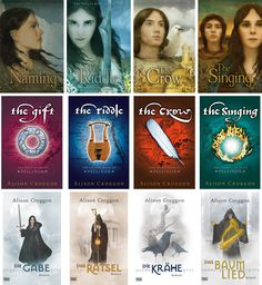 The books of Pellinor - by Alison Croggon.  Just finished reading these books for the fourth time and was just as memorable as the first.  I love these books!