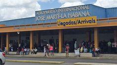 Jose Marti Airport in Havana. Photo Credit: Gay nagle Myers
