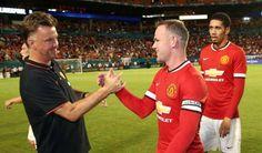 Louis Van Gaal Puji Wayne Rooney - Manajer baru Manchester United, Louis van Gaal memuji apa yang telah dilakukan oleh Wayne Rooney selama pramusim. Pria asal Belanda itu mengaku terkesan dengan empat gol Rooney yang ia cetak dari tiga laga.