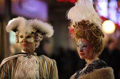 Карнавальные костюмы, маски, шляпы, парики