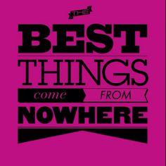 Best things...