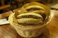 Shanghai Zhu Que Men hamburger