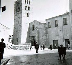 Plaza del Fresco 1955