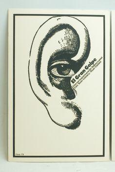 Antonio Perez (Niko), ICAIC Cuban Film Poster, 1973