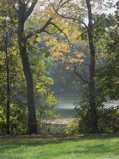Hammertown Lake in Jackson, Ohio