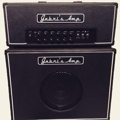 Custom Guitar Amp and mono speacker (altoparlante celestion vintage) Check it out on www.gabrisamp.it