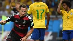 World Cup 2014: Germany's four goals in 400 seconds