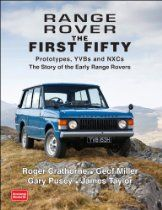 #RangeRover The First Fifty By James Taylor