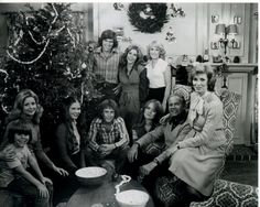 Fabulous Hollywood Memories - Your best source for movie memorabilia, photos and more : Holiday Photos Christmas New Years etc Eight is Enough