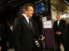 Liam Neeson at the 2013 Oscars
