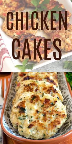 Chicken Cake, Chicken Pasta Recipes, Keto Chicken, Low Carb Recipes, Cooking Recipes, Healthy Recipes, Batch Cooking Freezer, Appetizer Recipes, Dinner Recipes