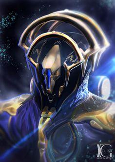 Frost Prime by Kevin-Glint on DeviantArt