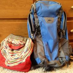 Packing tips for only 30L