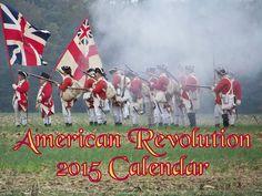 American Revolution - 2015 Calendar