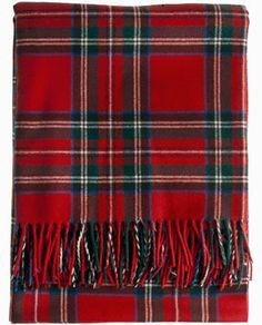 Pendleton Merino Wool Blanket - Kaufmann Mercantile (looks like the blanket we had in the car back home)