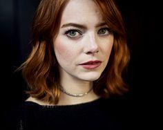 Emma Stone photographed by Jabin Botsford for The Washington Post