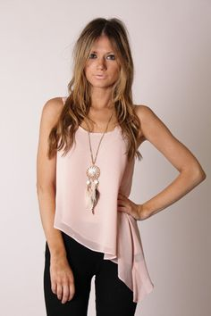 loveee. shirt and necklace