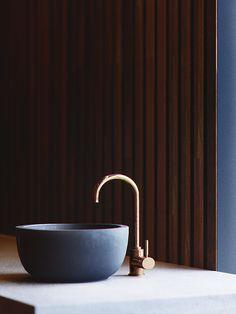 Bathroom Design by Splinter Society Architects. Architecture Board, Bathroom Hardware, Cool Walls, Built Ins, Sink, Interior Design, Interior Ideas, Design Bathroom, Bathroom Ideas