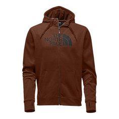 The North Face Men's Surgent Half Dome Full Zip Hoodie Sweatshirt