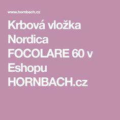 Krbová vložka Nordica FOCOLARE 60 v Eshopu HORNBACH.cz