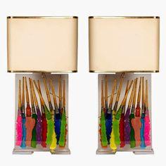 Resin Lamp - Resin Crafts