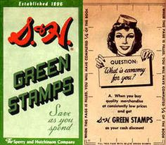 I remember Green Stamps! saved these in the next was the Blue Chip Stamps! Those Were The Days, The Good Old Days, Books For Moms, Photo Memories, Sweet Memories, I Remember When, Ol Days, Thats The Way, My Memory
