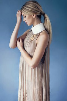 'Lost Childhood' Fashion Collection // Ksenia Kisteneva | Afflante.com