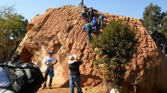 The Scenic Hiking Trail on the Magaliesberg at Shelter Rock