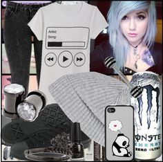 """If I Leave-A Day To Remember"" by porcupinepineapple ❤ liked on Polyvore"