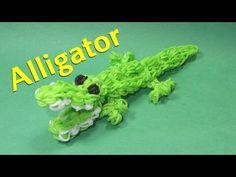 Cute alligator I made by diy mommy