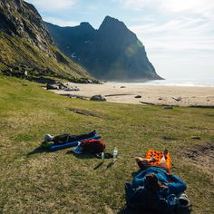 Five must-do hikes in the Western Fjords and Lofoten Islands of Norway.