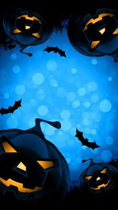 Wallpaper for phone👾halloween Halloween Items, Halloween Pictures, Spooky Halloween, Holidays Halloween, Halloween Pumpkins, Happy Halloween, Halloween 2019, Halloween Wallpaper Iphone, Holiday Wallpaper