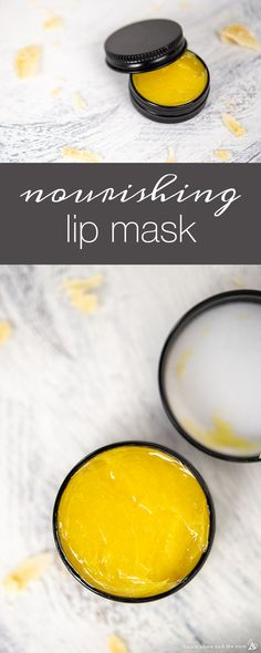 Today we're blending up a simple, all-natural, Nourishing Lip Mask. I've called it a lip mask, but honestly, it's a super versatile salve for all kinds of dry, irritated skin. It stars a short and sweet list of rich, soothing … Continue reading → Sugar Scrub Homemade, Homemade Lip Balm, Sugar Scrub Recipe, Homemade Mask, Diy Lip Mask, Natural Lipstick, Natural Skin, Natural Makeup, Natural Beauty