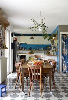 Una cucina aperta permette di stare insieme in famiglia - IKEA