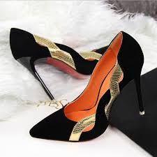 Resultado de imagen para zapatos rojos sexys