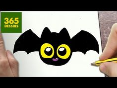 COMMENT DESSINER PASTÈQUES KAWAII ÉTAPE PAR ÉTAPE – Dessins kawaii facile - YouTube