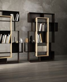 Buy online Mooie By elite to be, iron bookcase, eno Collection