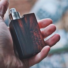 Unregulated Life. Trojan Wood Mod X Haze RDA | Seen From @vapehappy | Photo By…