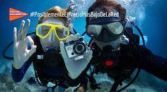 Llegan las vacaciones y sorteamos una Videocámara 3GO WILD SPORTCAM FULL HD 30/60FPS 5MPX WIFI-N