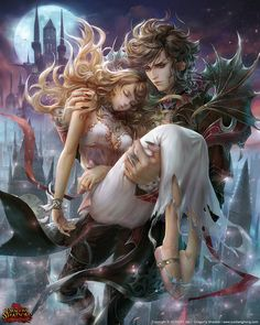 Hades and Persephone * - *