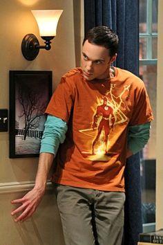 Great pic of Sheldon