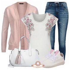 Freizeit Outfits: Blumig bei FrauenOutfits.de