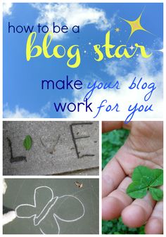 How to be a blogstar: make your blog work for YOU eBook from @Amy Lyons mascott @amy mascott @teachmama