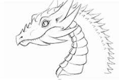 How To Draw A Dragon For Kids | Flashy Magazine