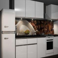 Klebefolie für Küchenrückwand