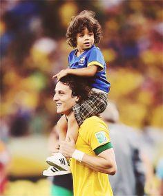 David Luiz :)