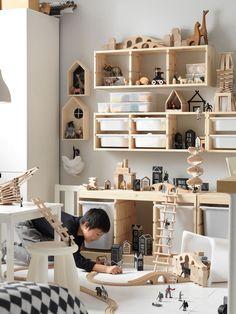 Ideas decorativas para la habitación de los peques